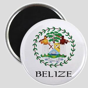 Belize Coat of Arms Magnet