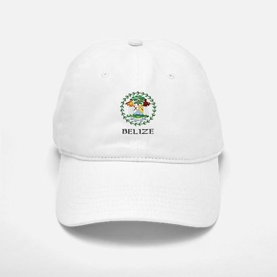 Belize Coat of Arms Baseball Baseball Cap