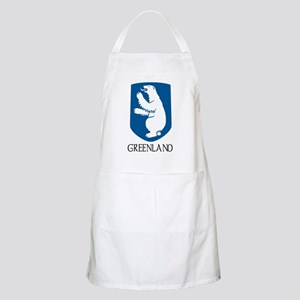 Greenland Coat of Arms BBQ Apron