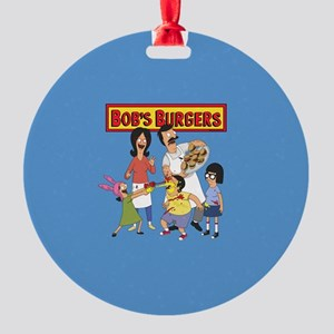 Bob's Burgers Family Ornament