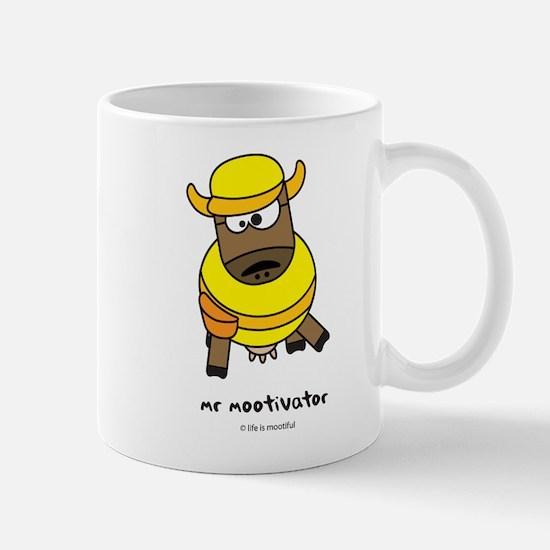 mr mootivator Mug