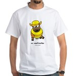 mr mootivator White T-Shirt