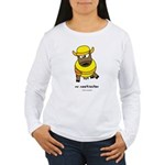 mr mootivator Women's Long Sleeve T-Shirt