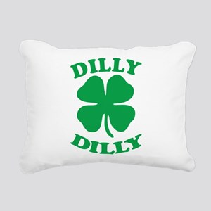 Dilly Dilly Saint Patric Rectangular Canvas Pillow