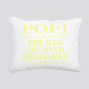 Popi The Man The Myth Th Rectangular Canvas Pillow