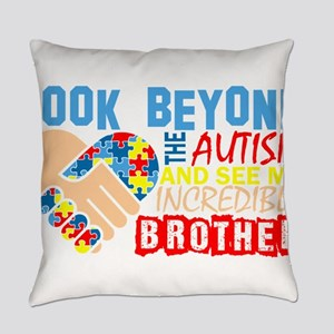 Look Beyond Autism And See My Incr Everyday Pillow