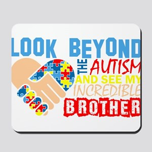 Look Beyond Autism And See My Incredible Mousepad