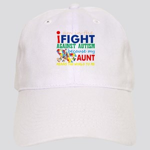 Im Fight Against Autism My Aunt Means World To Cap