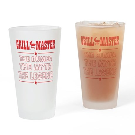 Grillmaster The Bumpa The Myth The Drinking Glass