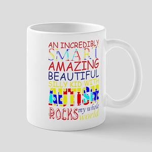 Incredibly Smart Amazing Beautiful Kid With A Mugs