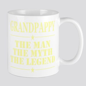 Grandpappy The Man The Myth The Legend Mugs
