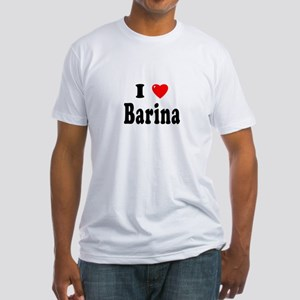 BARINA Fitted T-Shirt