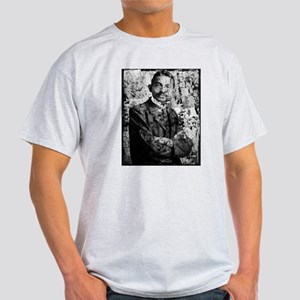 Young Gandhi - Old, Worn Photo Women's Dark T-Shir