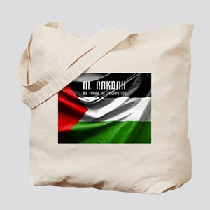 Nakba-60 years of occupation Tote Bag