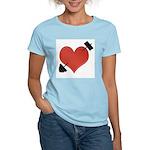 Heart Broken Women's Light T-Shirt