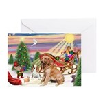 The Treat/Golden (#1) Greeting Cards (Pk of 20)