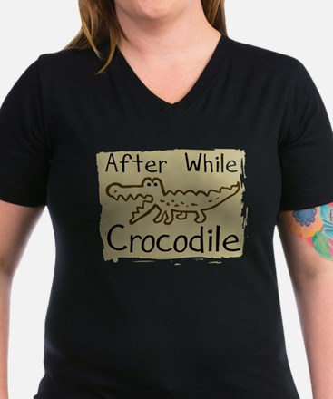 After While Crocodile Shirt
