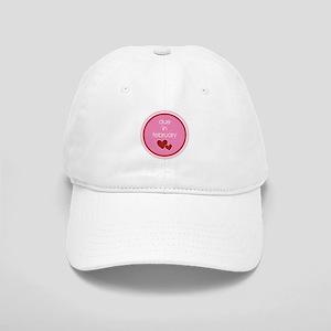 due in february t-shirt Cap