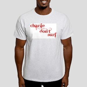 Charlie Don't Surf Light T-Shirt