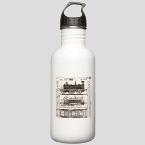 mechanical engineer st Stainless Water Bottle 1.0L