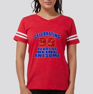 Celebrating 99 Years Of Being Awesom T-Shirt