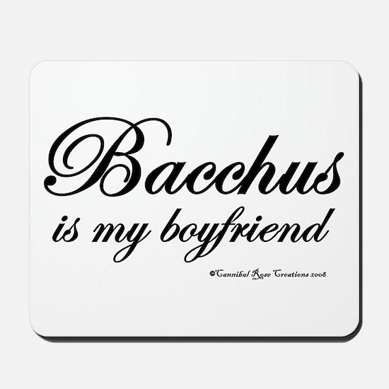 Bacchanalia Mousepad