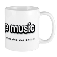 Waveforge Music Mug Mugs