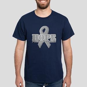 Hope Parkinsons Disease Dark T-Shirt