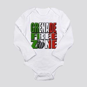 Grenade Free Zone Jersey Shore Body Suit