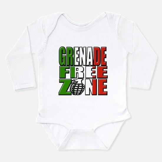 Grenade Free Zone Jersey Shore Body Suit