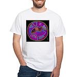 Bat White T-Shirt