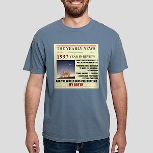 born in 1997 birthday gif T-Shirt
