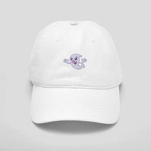 Cute Retro Ghost Cap