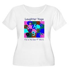 FUN Blue T-Shirt