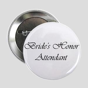 Bride's Honor Attendant Vivaldi Button