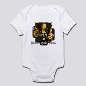 Women of da Vinci Infant Bodysuit