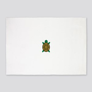 turtle 5'x7'Area Rug