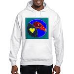 Turkey Vulture Hooded Sweatshirt