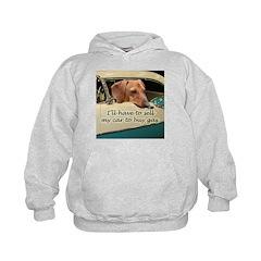 Gas Dog Hoodie