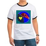 Turkey Vulture Ringer T