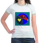 Turkey Vulture Jr. Ringer T-Shirt