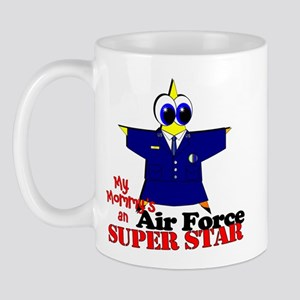 Air Force Mommy Mug