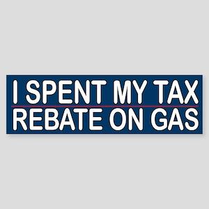 Spent My Rebate On Gas