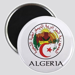Algeria Coat of Arms Magnet