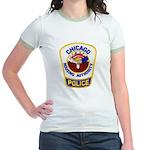 Chicago Housing PD Jr. Ringer T-Shirt