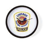 Chicago Housing PD Wall Clock