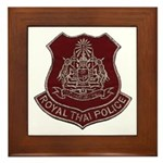 Royal Thai PD Framed Tile