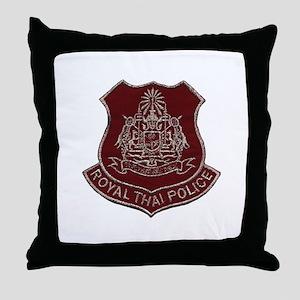 Royal Thai PD Throw Pillow