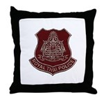 Royal Thai PD Throw Pillow