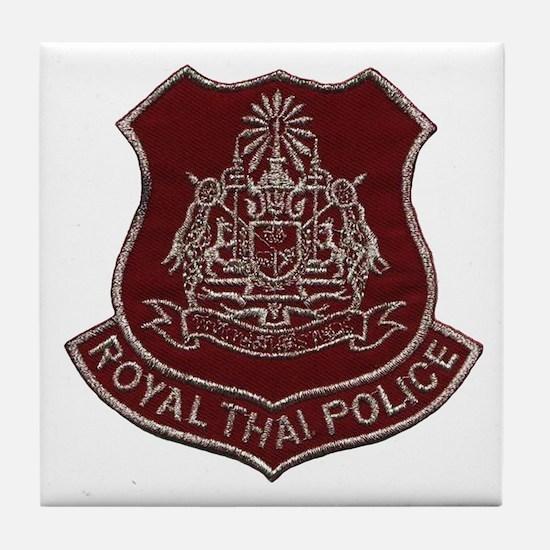 Royal Thai PD Tile Coaster